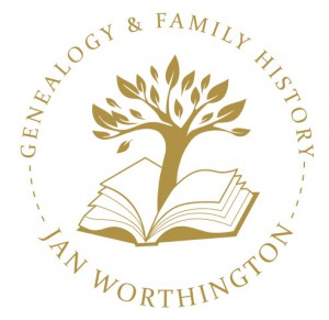 Jan Worthington - Logo
